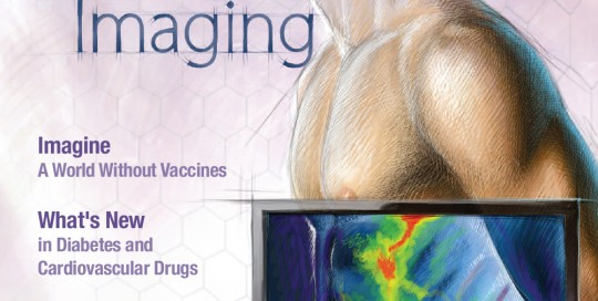Molecular Imaging Cover Illustration BSTQ