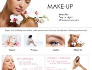 Rose Garcia Beauty Website