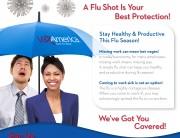 VaxAmerica Flu Communication Poster